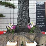 第61回無法松之碑 碑前祭